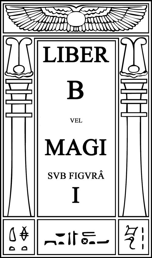 Liber B vel Magi