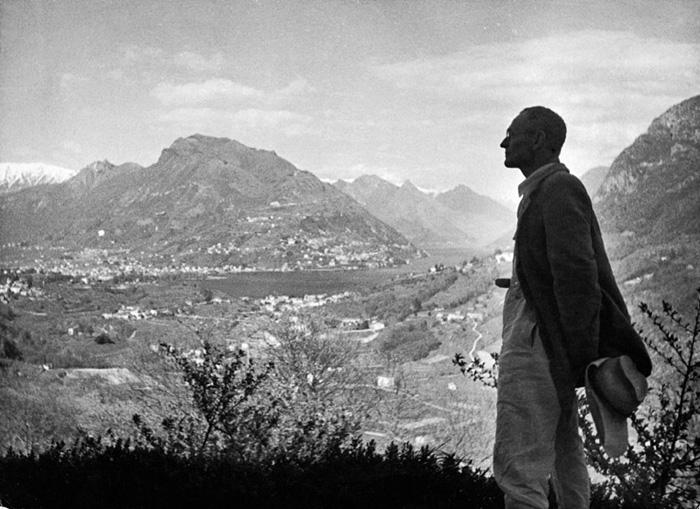 Hermann Hesse - Montagnola