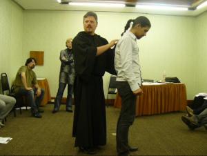 Workshop de Autodefesa Psiquíca