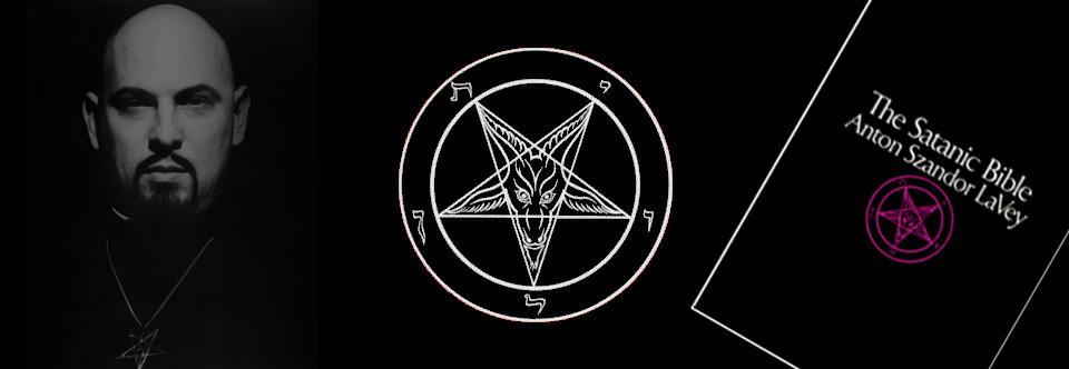 "Anton Szandor LaVey e sua ""Igreja Satânica"""
