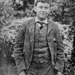 Aleister Crowley - cca. 1889 - Aos 14 anos, um estudante no inferno
