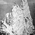 Aleister Crowley - 1894 - 13 de Julho - Escalada - A Chaminé do Diabo em Beachy Head