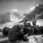 Aleister Crowley - 1902 - A Escalada do K2 (Chogo Ri), Acampamento