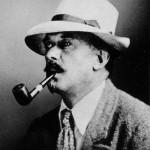 Aleister Crowley - cca. 1904 e.v. - Possivelmente em sua lua de mel, com Rose Kelly, no Cairo, Egito