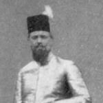 Aleister Crowley - 1904 e.v. - Como o Príncipe Chioa Khan. Em sua lua de mel, no Cairo, Egito