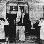 Aleister Crowley - cca. 1910 e.v. - Os Ritos de Elêusis, que foram executados, na forma de peça teatral dramática, em outubro e novembro de 1910 e.v. pela senhorita Leila Waddell e pelo senhor Aleister Crowley, juntamente com a ilustre ajuda de outros.