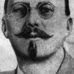 Aleister Crowley - cca. 1917 e.v. - Como Simon Iff