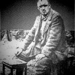 Aleister Crowley - cca. 1919 e.v. - Como um artista na América