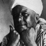 Aleister Crowley - cca. 1923 e.v. - Na Tunísia