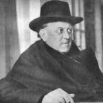 Aleister Crowley - cca. 1929 e.v. - Na França