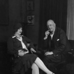 Aleister Crowley - cca. 1929 e.v. - Com Maria Teresa Ferraru de Miramar