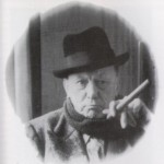 Aleister Crowley - cca. 1940 e.v. - Parodiando Winston Churchill