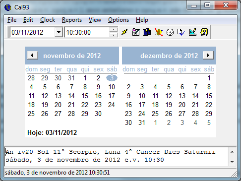 Calendar 93