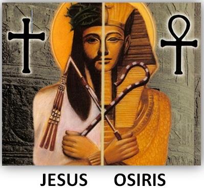 Jesus / Osíres