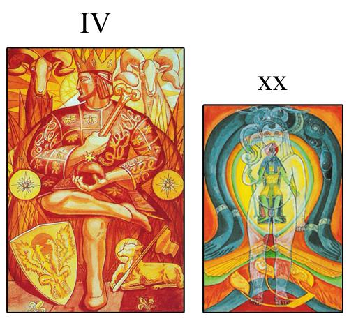 IVxx - O Imperador e O Æon