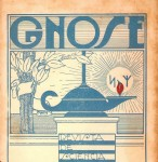 Revista Gnose, Volume IV n° 8, da Fraternitas Rosicruciana Antiqua F.R.A. - Capa 1