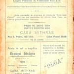 Revista Gnose, Volume IV n° 8, da Fraternitas Rosicruciana Antiqua F.R.A. - Contracapa 2