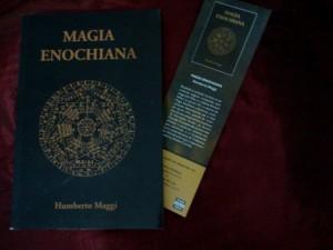 Magia Enochiana, Humberto Maggi