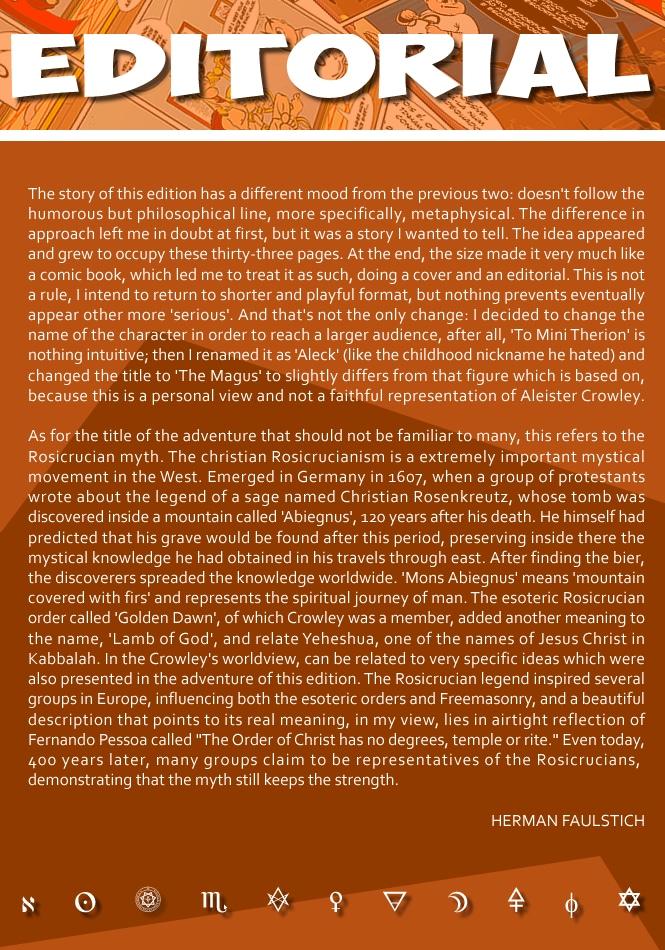 The Magus in Abiegnus por Herman Faulstich, parte 34